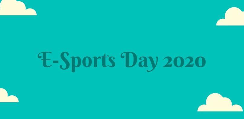 E-Sports Day 2020