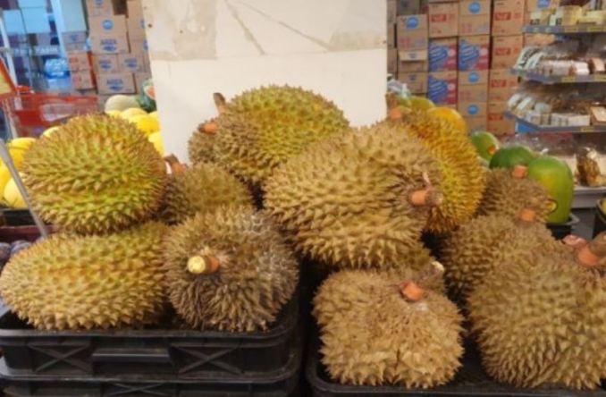 Durian Husk Fruit
