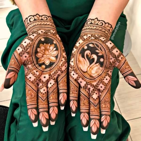Motif Mehndi Design