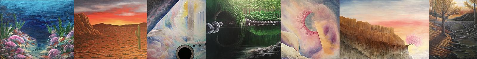 KJ Burk | Fine Art by KJ Burk ~ KJsArtStudio.com