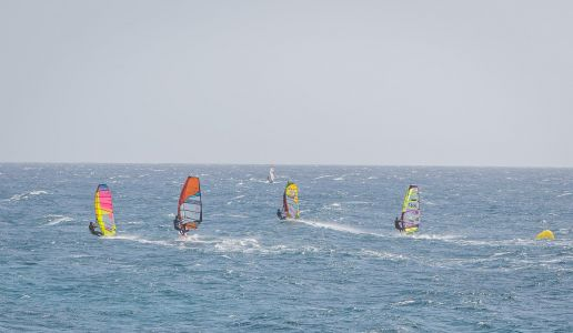 slalom race 2
