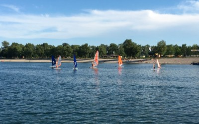 Windsurfing Wednesday