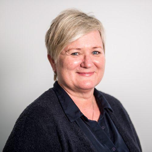 Inger B. Hetland