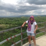 Janice - The Chocolate Hills Bohol