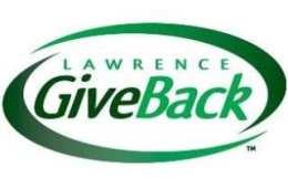 Lawrence GiveBack Logo