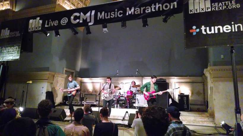 Ski Lodge - Live on KEXP at CMJ 2013