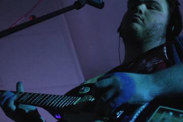 Paper Buffalo Live @ KJHK