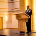 Dr. Larry Davis lecture KU
