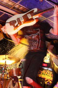 James Evan Herd's energetic and livening guitar head.