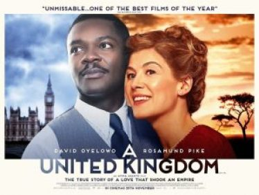 A United Kingdom Movie Review