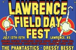 Lawrence Field Day Fest 6