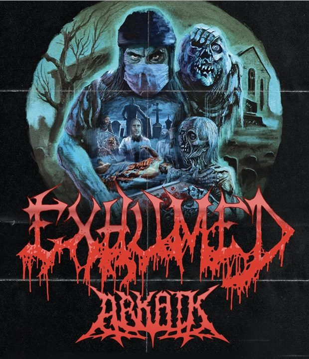 Exhumed at The Riot Room – KJHK 90.7 FM