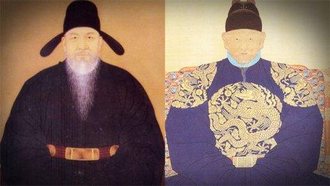 鄭道伝(チョン・ドジョン:정도전)と太祖(テジョ:태조)