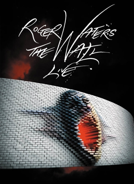 "Poster from ""Roger Waters The Wall Live"" (2010)"