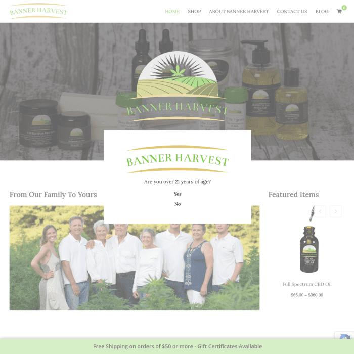 Banner Harvest Farm