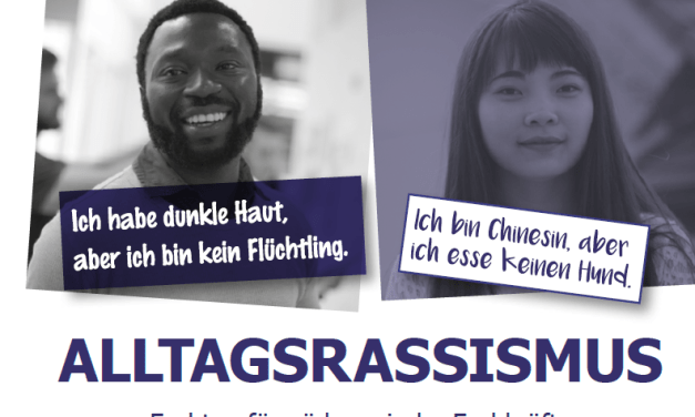 Fachtag ALLTAGSRASSISMUS