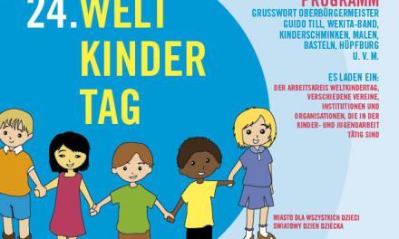 Weltkindertag in Göppingen