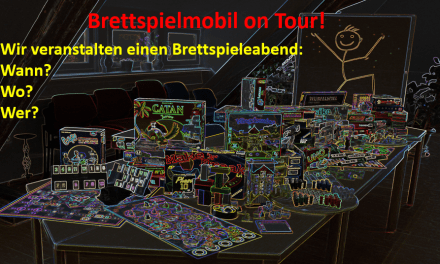 Brettspielmobil on Tour!