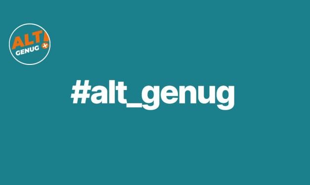 "Wahlalterbündnis ""alt.genug"""