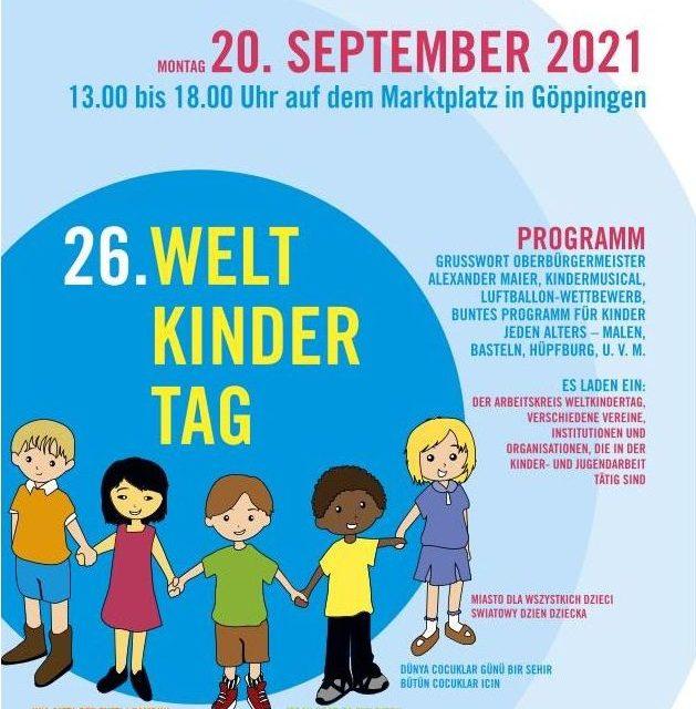 Weltkindertag 2021