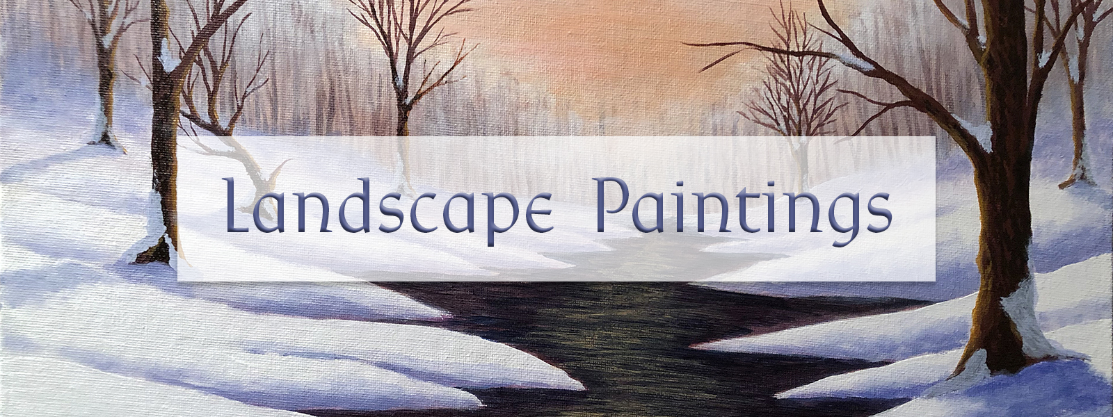 KJ's Art Studio ~ KJsArtStudio.com | Original Landscape Paintings by Fine Artist, KJ Burk.