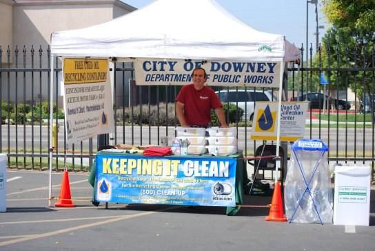 Downey Police & Fire Car Show, 2009