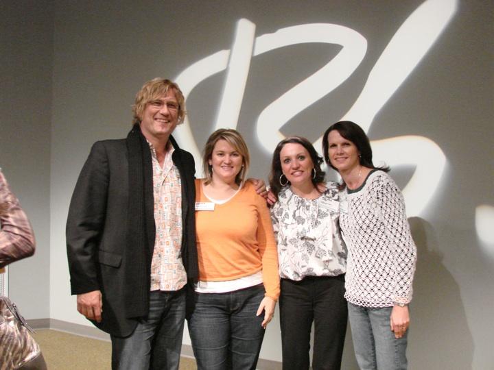 Jack Ray, Joelle Ray, Kristina Weeks, Laura Andrews