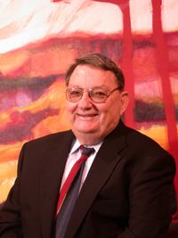 Dick Bell, FASLA, FAAR