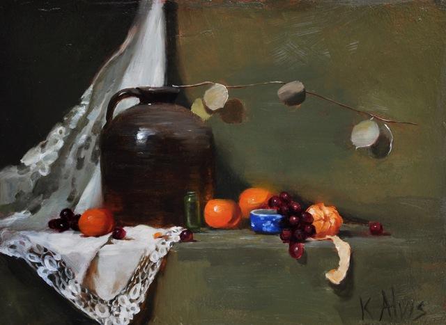 Still life by Kimberly Alvis