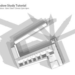 How To Draw Shadow Diagrams Honda 450 Es Carburetor Diagram Sketchup Study Solar Analysis Tutorial Kevin