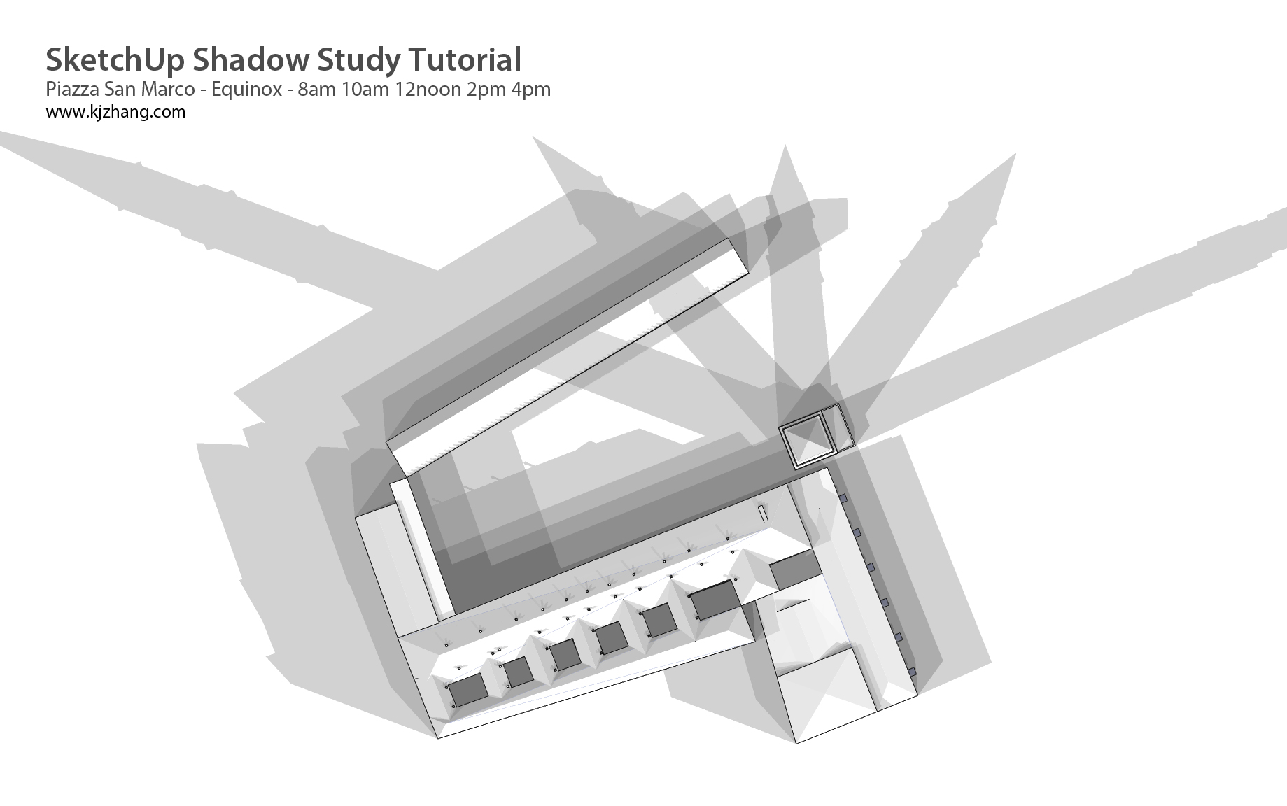 hight resolution of sketchup shadow study solar analysis tutorial kevin jingyi zhang solar study diagram