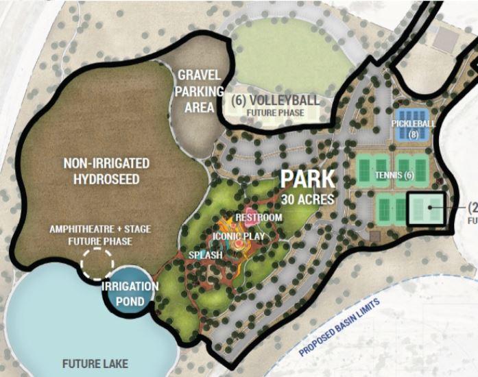 Gilbert Breaks Ground on 272Acre Regional Park  KJZZ