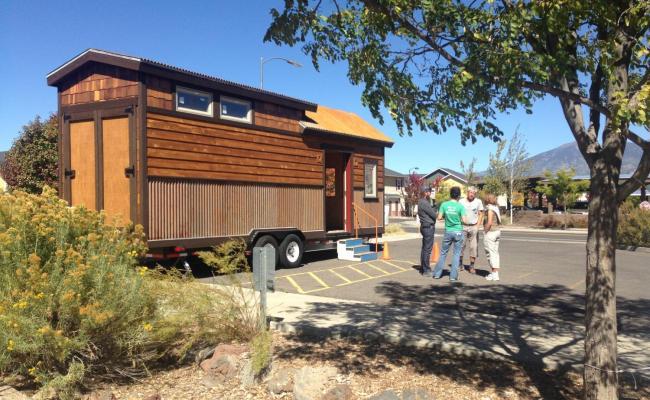 Tiny House Movement Growing In Northern Arizona Kjzz