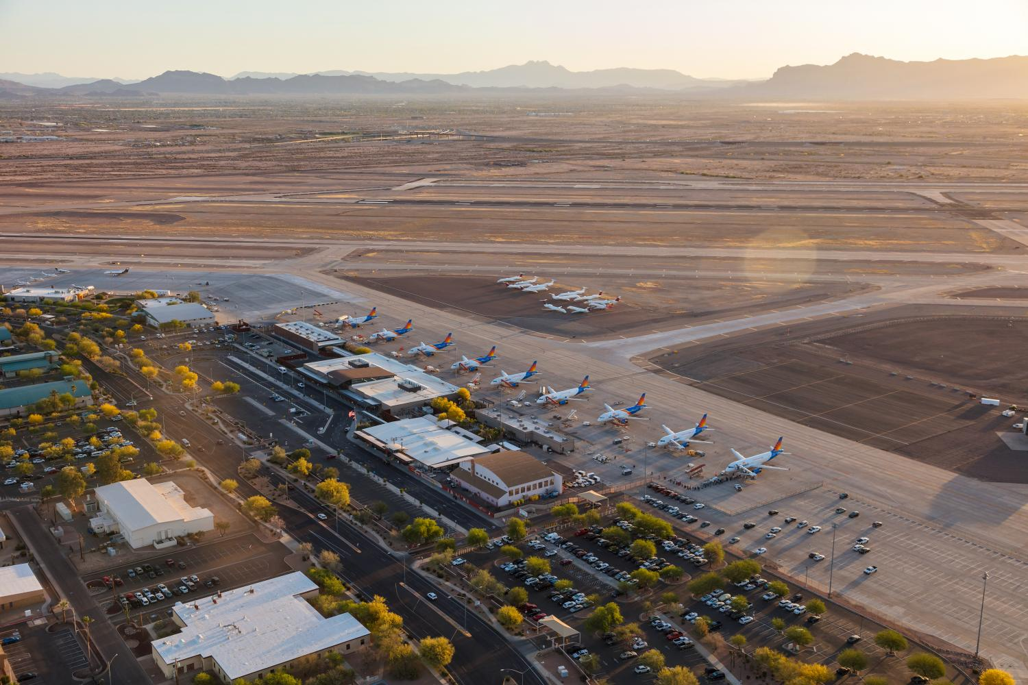 PhoenixMesa Gateway Airport Has Record Growth Adds New