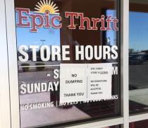 phoenix area epic thrift
