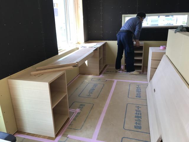 7.家具工事の日 第1弾