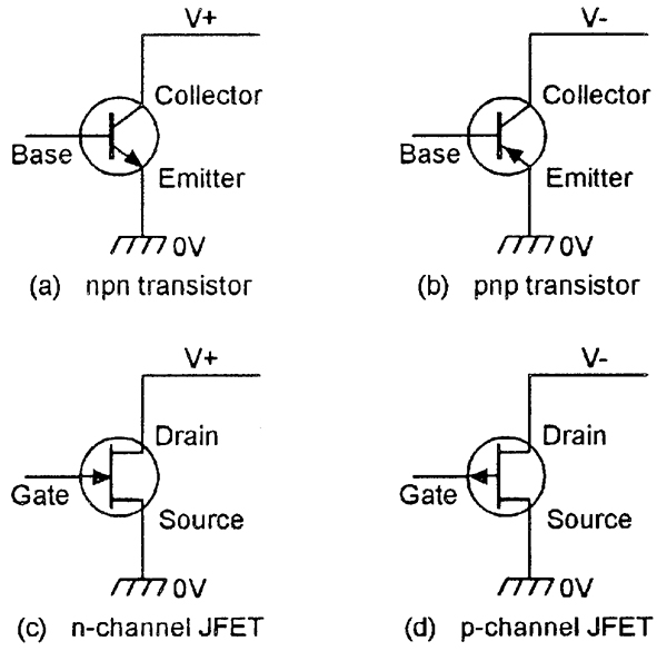 FET Principles And Circuits — Part