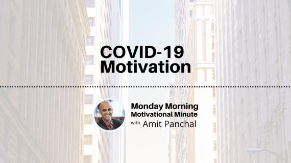 MMMM #1: COVID-19 Motivation
