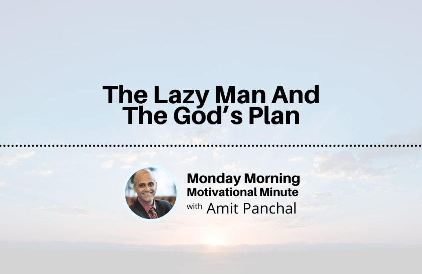 MMMM #10: The Lazy Man and the God's Plan
