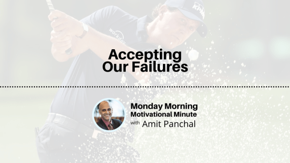 MMMM #4: Accepting Our Failures