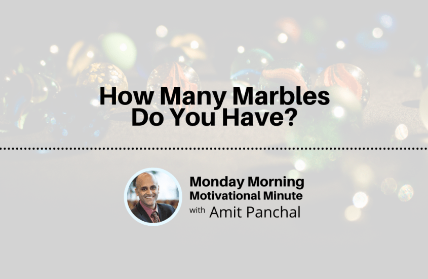 MMMM #16: How Many Marbles Do You Have?
