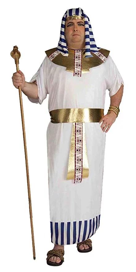 Forum Novelties Men's Plus-Size Plus Size Pharaoh Costume