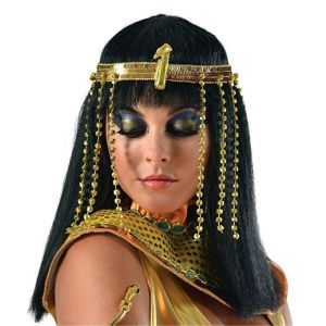 Forum Novelties Women's Costume Egyptian Asp Headband with Beads