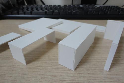 検討用模型
