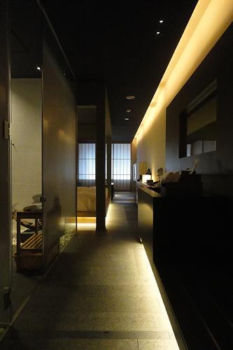 デホテルカンラ京都ラックスルーム