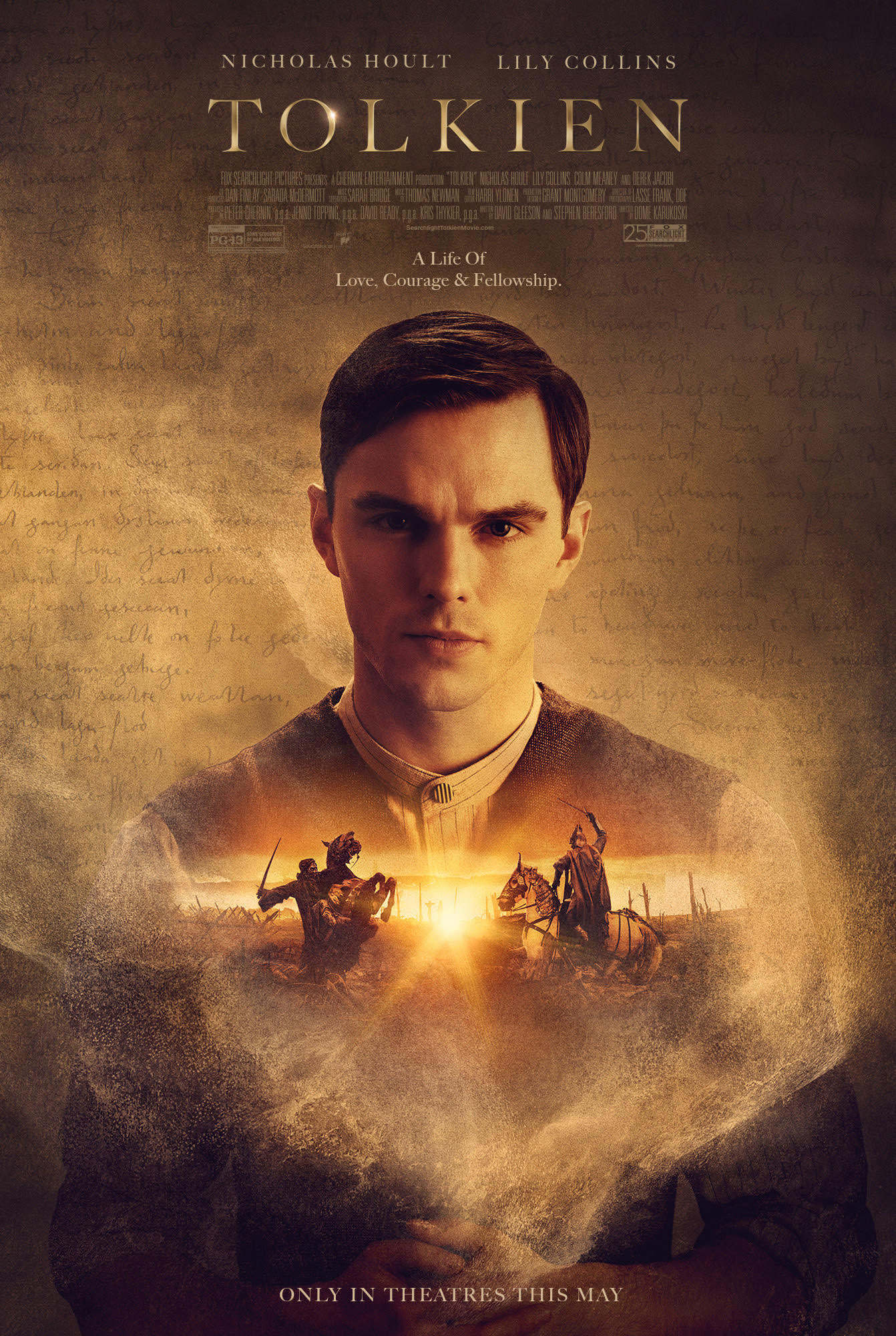 tolkien movie poster kkfi