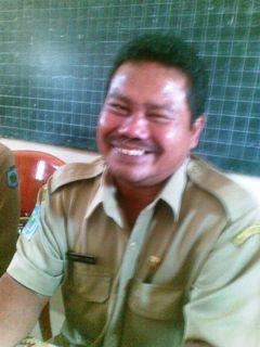 Pak Bambang Sentanu sang 'komandan' baru