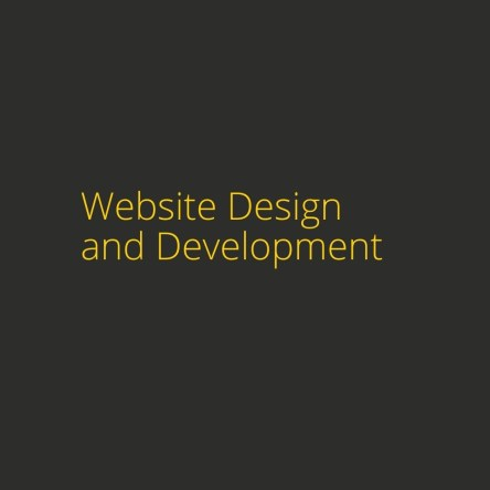 Website Design and Development Image