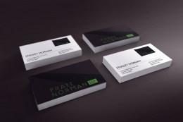 green card piles