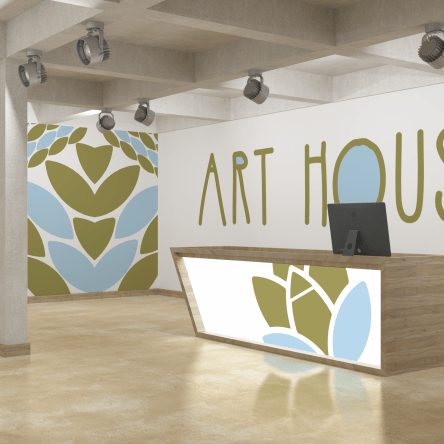 Art House Entrance